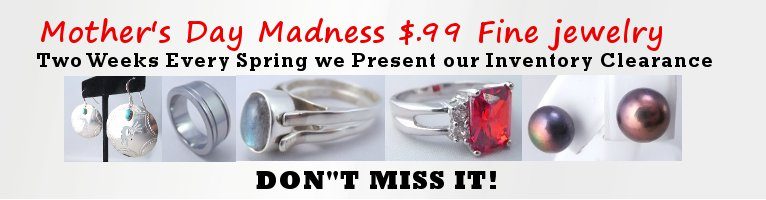 $.99  Fine Jewelry Auctions for March Madness